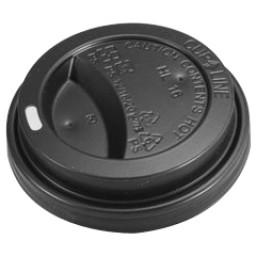 8oz Black Hot Cup Lid