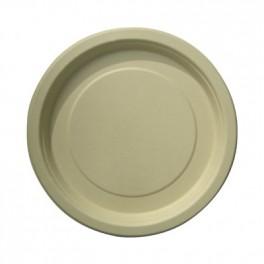 10″ Bamboo Plate